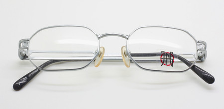 Jean Paul Gaultier 5103 in soft silver from www.theoldglassesshop.co.uk