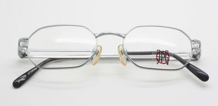 Jean Paul Gaultier 5103 in soft silver from www.theoldglassesshop.co.uk