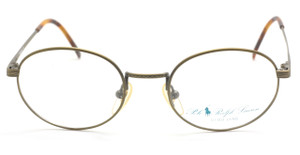 Polo Classic 36/A Vintage Oval Spectacles At The Old Glasses Shop