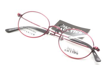 JPG 0028 Vibrant Red Vintage Eyewear At www.theoldglassesshop.co.uk