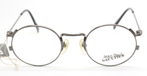 Designer Glasses In Gunmetal By JPG 3176 At www.theoldglassesshop.co.uk