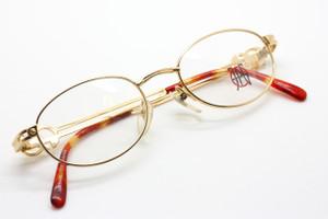 Jean Paul Gaultier 5101 Gold glasses from www.theoldglassesshop.co.uk