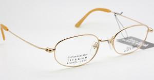 JPG designer frames complete with demo lenses