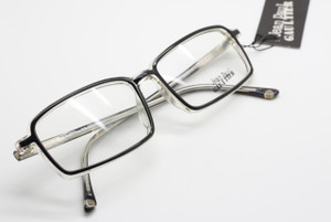 Jean Paul Gaultier 0026 Black and Clear acrylic frame from www.theoldglassesshop.co.uk