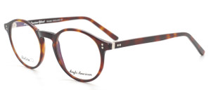 Anglo American Airlite S2 103 Vintage Style Oval Shaped Tortoiseshell Colour Glasses