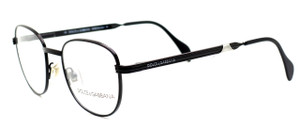 Dolce and Gabbana 306 black frames from The Old Glasses Shop Ltd