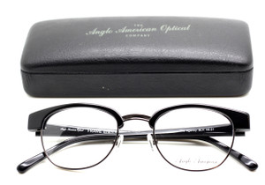 d701481b44c Anglo American Classic 60s The Agency Frame in Black Finish