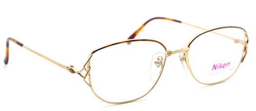 Titanium Nikon glasses