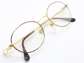 Oxford SP 13 gold and tortoiseshell glasses from www.theoldglassesshop.co.uk