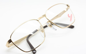 Carrera 5399 shiny gold quadra styles glasses from www.theoldglassesshop.co.uk