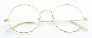 Savile Row 14kt gold filled 49mm frames from www.theoldglassesshop.co.uk