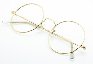 c73fe543366 Savile Row 14kt gold filled 54mm true round eye wear from The Old Glasses  Shop Ltd