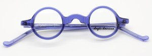 Anglo American Groucho TR20 in blue/purple from www.theoldglassesshop.co.uk