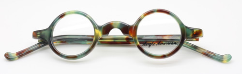 Anglo American Groucho HYBG in a green and multi turtle from The Old Glasses Shop Ltd