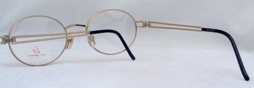 Yohji Yamamoto 6109 gold vintage designer spectacles