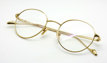 Original Vintage ROCK in gold from www.theoldglassesshop.co.uk