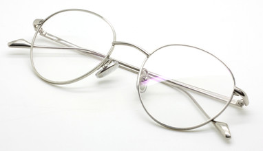 Original Vintage ROCK in silver from www.theoldglassesshop.co.uk