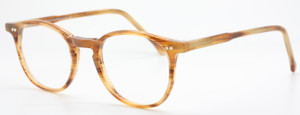 Frame Holland Preciosa 785 in tan horn effect from www.theoldglassesshop.co.uk