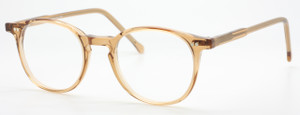 Frame Holland 785 58 light tan eye wear from The Old Glasses Shop Ltd