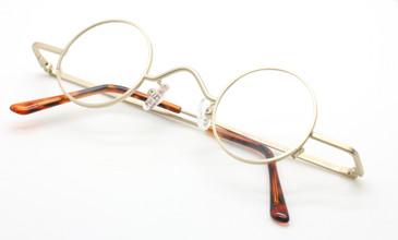 Beuren Groucho Style Matt Gold frames from www.theoldglassesshop.co.uk