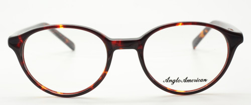 Vintage Shallow Panto Shaped Spectacles By Anglo American At The Old Glasses Shop