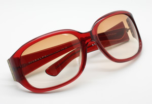 Ralph Lauren  7562 Red Acrylic Sunglasses from www.theoldglassesshop.co.uk