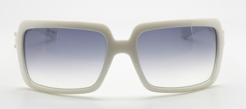 Burberry B8452/S white sunglasses from www.theoldglassesshop.co.uk