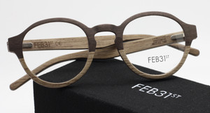 Feb31st Livingstone Light & Dark Wooden Frame At The Old Glasses Shop