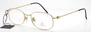 Yohji Yamamoto 5106 Rectangular Vintage Eyewear At The Old Glasses Shop