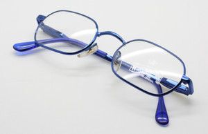 Stunning Blue Children's Glasses By Winchester At www.theoldglassesshop.co.uk