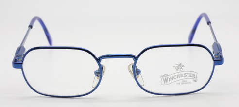 KID 4 Vintage Rectangular Eyewear By Winchester At The Old Glasses Shop