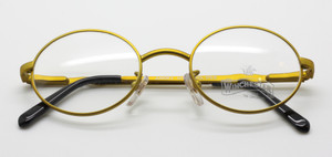 Children's Vintage Glasses By Winchester In A Matt Gold Finish At www.theoldglassesshop.co.uk