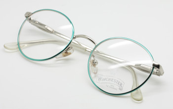 Vintage Panto Shaped Eyewear For Children By Winchester At The Old Glasses Shop