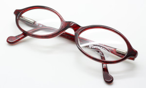 Especially for children JUNIOR 6 oval spectacles by Winchester at The Old Glasses Shop