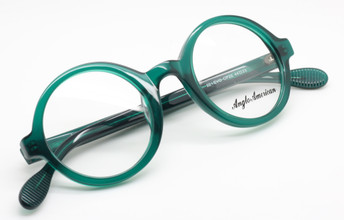 Anglo American 221 EVO in OP22 Green from www.theoldglassesshop.co.uk