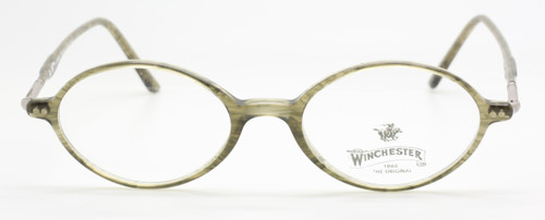 Vintage Oval Spectacles By Winchester HOKA At The Old Glasses Shop