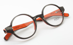 Oval Wooden Italian Eyewear By Feb31st At The Old Glasses Shop