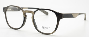 Feb31st Wooden DANIEL Glasses At www.theoldglassesshop.co.uk