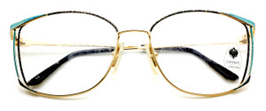 Vintage Faberge Lunettes from www.theoldglasseshop.co.uk