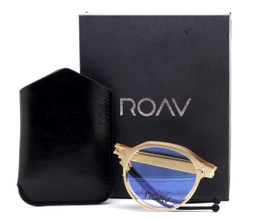 Folding Panto Shaped Spectacles ACE By ROAV Eyewear At The Old Glasses Shop