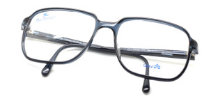 Burberry B8279 Large Glasses in Blue Black from www.theoldglassesshop.co.uk