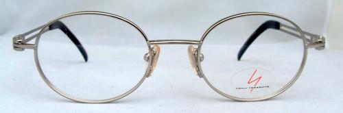 Yohji Yamamoto 6106 silver retro designer spectacles