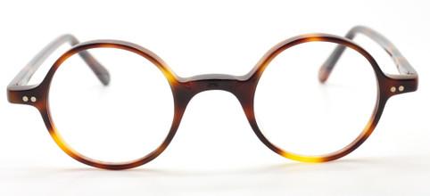 True Round Vintage Eyewear In Tortoiseshell Acrylic At The Old Glasses Shop