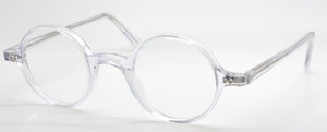 True Round Acrylic Vintage Italian Eyewear At The Old Glasses Shop