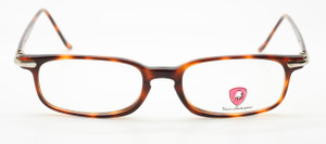 Tonino Lamborghini 047 Tortoiseshell Acrylic Eyewear At The Old Glasses Shop