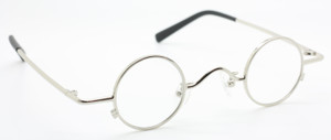Beuren Shiny Silver DY 304 from www.theoldglassesshop.co.uk
