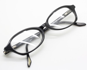 FCUK OFC16 Small Black Acrylic Eyewear At The Old Glasses Shop
