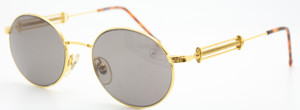 Tonino Lamborghini 007 A Oval Vintage Style Sunglasses At The Old Glasses Shop