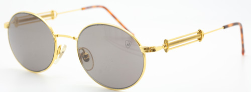 Tonino Lamborghini 007 A Oval Vintage Style Sunglasses At The Old Glasses Shop