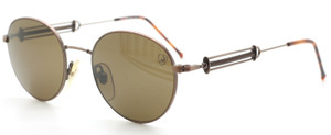 Vintage Designer Lamborghini LAMB 010 E Bronze Sunglasses At The Old Glasses Shop